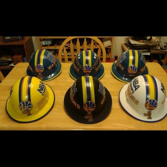 Custom hard hats OSHA approved made by my dad
